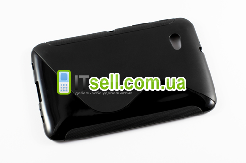 # TPU Duotone чехол для Samsung Galaxy Tab 7.0 Plus P6200