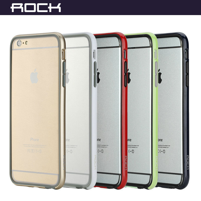 "Бампер ROCK Duplex Slim Guard для Apple iPhone 6/6s plus (5.5"")"