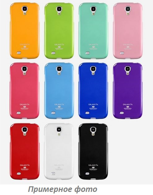 TPU чехол Mercury Jelly Color series для HTC One / M9