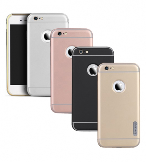 "Чехол iPaky Metal Frame Series для Apple iPhone 6/6s (4.7"")"