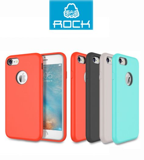 "TPU чехол Rock Silicon Touch Series для Apple iPhone 7 / 8 (4.7"")"