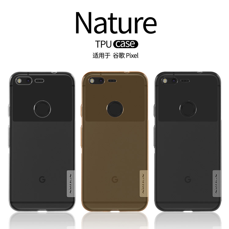 TPU чехол Nillkin Nature Series для Google Pixel
