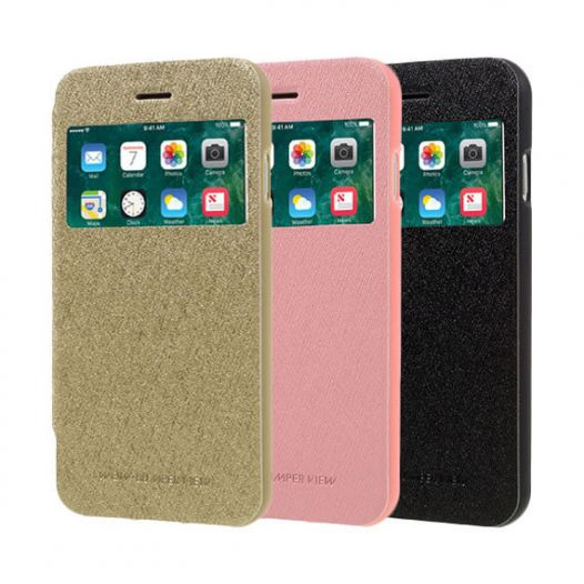 "Чехол (книжка) Mercury Wow Bumper series для Apple iPhone 7 / 8 (4.7"")"