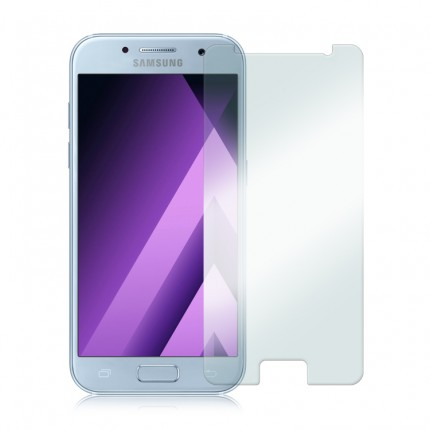 Защитное стекло Ultra Tempered Glass 0.33mm (H+) для Samsung A320 Galaxy A3 (2017) (карт. уп-вка)