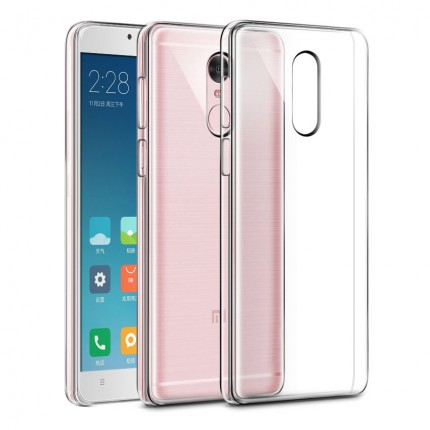 TPU чехол Ultrathin Series 0,33mm для Xiaomi Redmi Note 4X / Note 4 (SD)