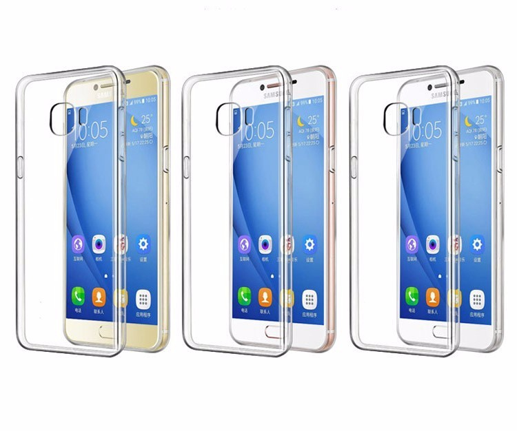 TPU чехол Ultrathin Series 0,33mm для Samsung Galaxy C5 Pro