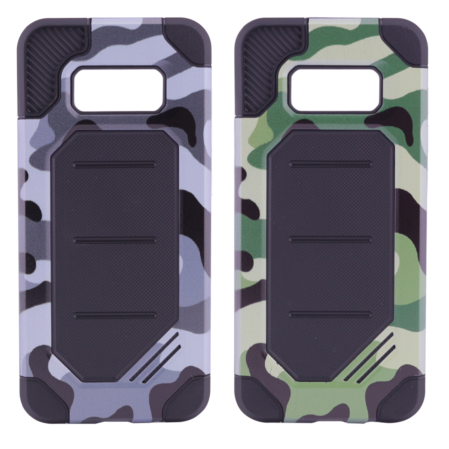 TPU+PC чехол MOTOMO (Military) для Samsung G955 Galaxy S8 Plus