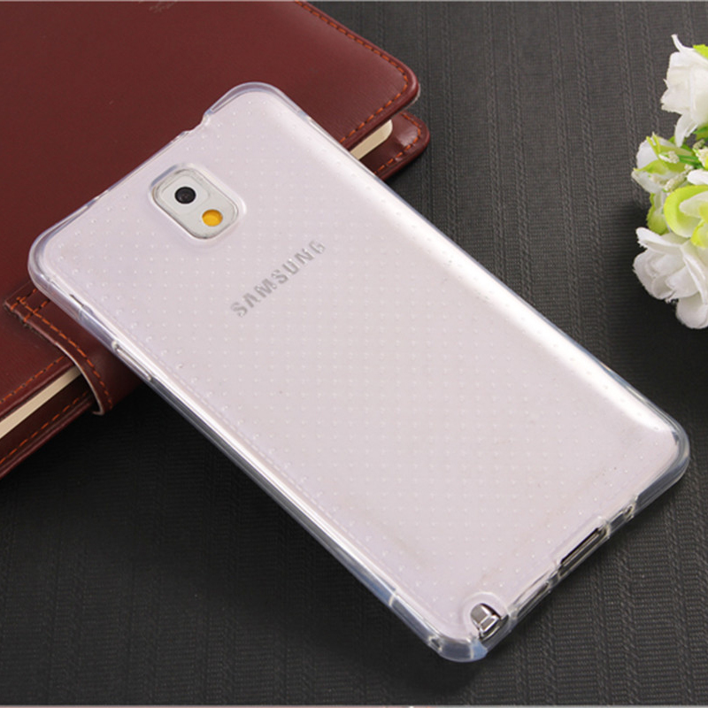 TPU чехол Ultrathin Series 0,33mm для Samsung N9000/N9002 Galaxy Note 3